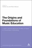 The origins and foundation of music education